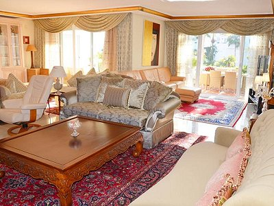 Image 3   5 bedroom penthouse for sale, Puerto Banus, Malaga Costa del Sol, Andalucia 171337