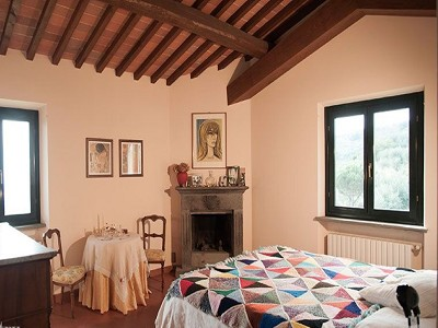 Image 10   5 bedroom villa for sale with 2 hectares of land, Montecatini Val di Cecina, Pisa, Tuscany 171474