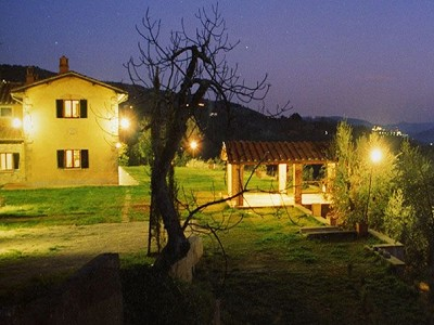 Image 3   5 bedroom villa for sale with 2 hectares of land, Montecatini Val di Cecina, Pisa, Tuscany 171474