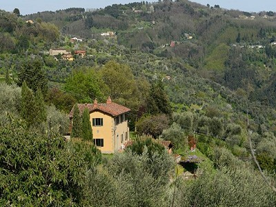 Image 4   5 bedroom villa for sale with 2 hectares of land, Montecatini Val di Cecina, Pisa, Tuscany 171474