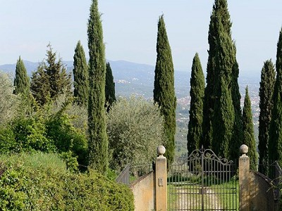 Image 5   5 bedroom villa for sale with 2 hectares of land, Montecatini Val di Cecina, Pisa, Tuscany 171474