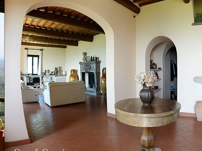 Image 7   5 bedroom villa for sale with 2 hectares of land, Montecatini Val di Cecina, Pisa, Tuscany 171474