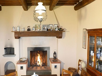 Image 8   5 bedroom villa for sale with 2 hectares of land, Montecatini Val di Cecina, Pisa, Tuscany 171474