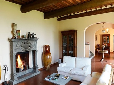 Image 9   5 bedroom villa for sale with 2 hectares of land, Montecatini Val di Cecina, Pisa, Tuscany 171474