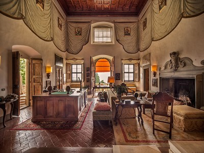 Image 2 | Luxurious Country Retreat for sale in Tuscany 171578