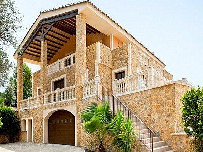 Image 4   5 bedroom villa for sale with 9,000m2 of land, Santa Maria del Cami, Central Mallorca, Mallorca 171663