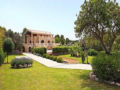 Image 5   5 bedroom villa for sale with 9,000m2 of land, Santa Maria del Cami, Central Mallorca, Mallorca 171663