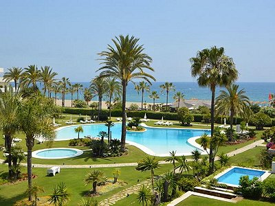 2 bedroom apartment for sale, Los Granados, Puerto Banus, Malaga Costa del Sol, Andalucia