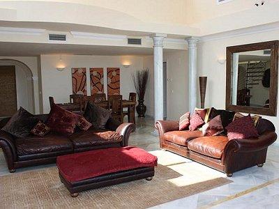 3 bedroom penthouse for sale, Magna Marbella Golf, Marbella, Malaga Costa del Sol, Andalucia
