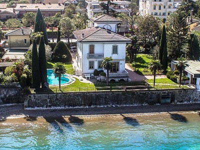 Prestigious villa for Sale on Lake Garda