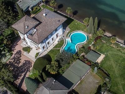 Image 5   Prestigious villa for Sale on Lake Garda  171830