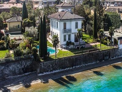 Image 7   Prestigious villa for Sale on Lake Garda  171830