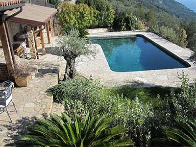 Image 1 | 4 bedroom villa for sale with 3,000m2 of land, Lerici, La Spezia, Liguria 172295