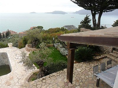 Image 2 | 4 bedroom villa for sale with 3,000m2 of land, Lerici, La Spezia, Liguria 172295
