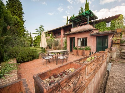 Image 12 | 17 bedroom manor house for sale with 26 hectares of land, Val d'Arno, Florence, Tuscany 172429