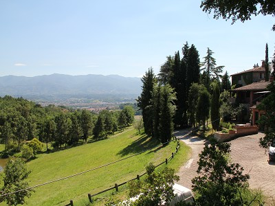 Image 15 | 17 bedroom manor house for sale with 26 hectares of land, Val d'Arno, Florence, Tuscany 172429