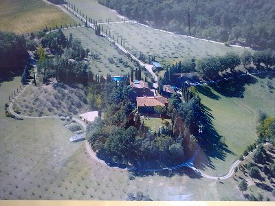 Image 5 | 17 bedroom manor house for sale with 26 hectares of land, Val d'Arno, Florence, Tuscany 172429