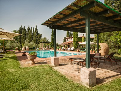 Image 6 | 17 bedroom manor house for sale with 26 hectares of land, Val d'Arno, Florence, Tuscany 172429