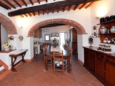 Image 13   5 bedroom farmhouse for sale with 33 hectares of land, Podere Campanile, Radda in Chianti, Siena, Chianti Wine Region 172438