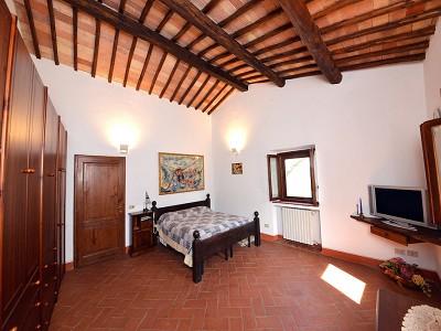 Image 16   5 bedroom farmhouse for sale with 33 hectares of land, Podere Campanile, Radda in Chianti, Siena, Chianti Wine Region 172438