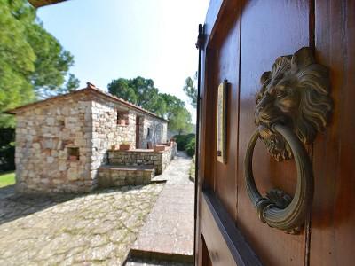Image 4   5 bedroom farmhouse for sale with 33 hectares of land, Podere Campanile, Radda in Chianti, Siena, Chianti Wine Region 172438