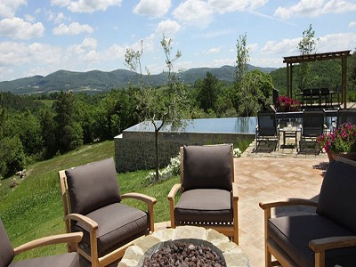Image 3 | 4 bedroom farmhouse for sale, Siena, Chianti 172439