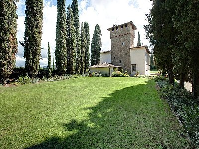Image 5 | 5 bedroom villa for sale with 0.45 hectares of land, Villa Palagio, Fiesole, Florence, Chianti 172454