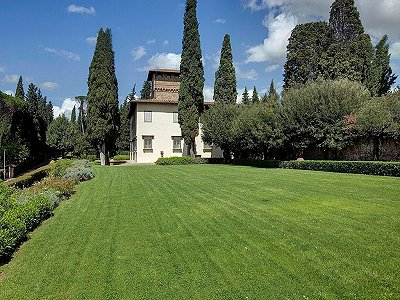Image 7 | 5 bedroom villa for sale with 0.45 hectares of land, Villa Palagio, Fiesole, Florence, Chianti 172454