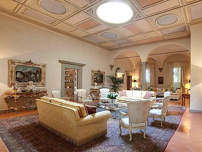 Image 8 | 5 bedroom villa for sale with 0.45 hectares of land, Villa Palagio, Fiesole, Florence, Chianti 172454