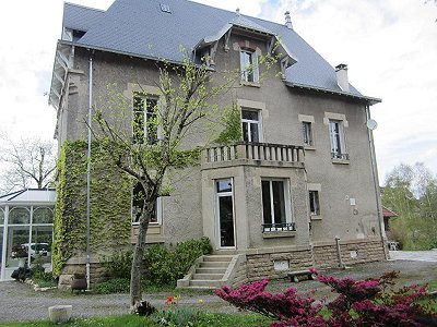 8 bedroom manor house for sale, Bourganeuf, Creuse, Limousin