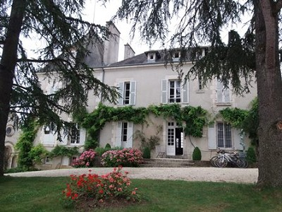 Le Blanc Area French Chateau For Sale