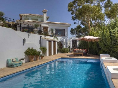 6 bedroom villa for sale, Alhaurin el Grande, Malaga Costa del Sol, Andalucia