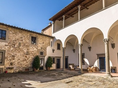 Image 10 | Luxury Castle for Sale with Vineyard in Tuscany 172662