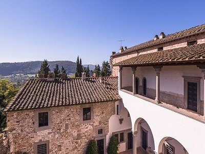 Image 13 | Luxury Castle for Sale with Vineyard in Tuscany 172662