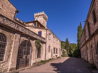 Image 15 | Luxury Castle for Sale with Vineyard in Tuscany 172662