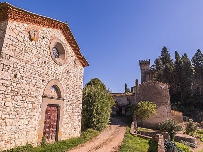 Image 16 | Luxury Castle for Sale with Vineyard in Tuscany 172662