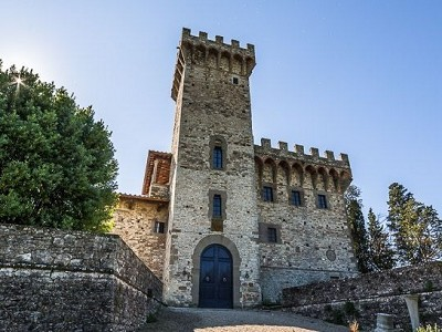 Image 3 | Luxury Castle for Sale with Vineyard in Tuscany 172662