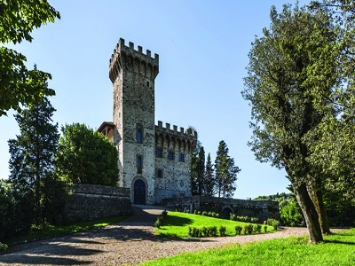 Image 33 | Luxury Castle for Sale with Vineyard in Tuscany 172662
