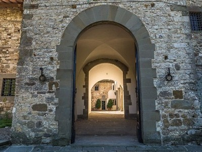 Image 5 | Luxury Castle for Sale with Vineyard in Tuscany 172662