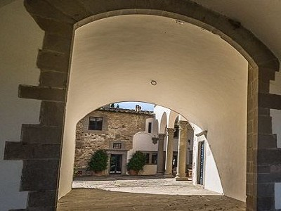 Image 6 | Luxury Castle for Sale with Vineyard in Tuscany 172662