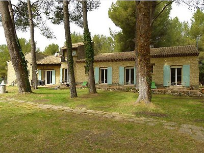 Image 2 | 4 bedroom villa for sale with 4 hectares of land, Grans, Bouches-du-Rhone , Provence 172708