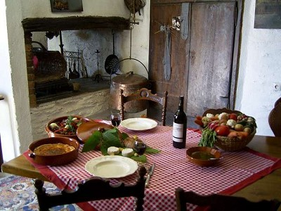 Image 7 | 16th Century Farmhouse, 5 x B&B rooms plus 3 gites with154000m2 of land for sale in the Ales area of Languedoc-Roussillon 172840