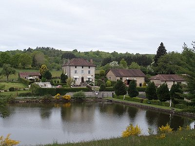 8 bedroom manor house for sale, Limoges, Haute-Vienne, Limousin
