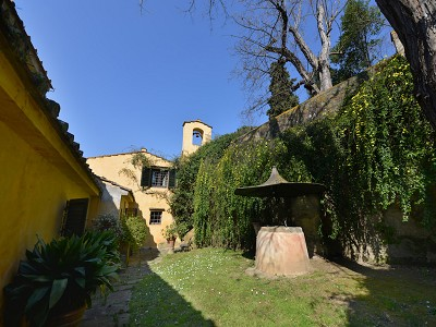 Image 4 | 5 bedroom villa for sale with 1.8 hectares of land, Fiesole, Florence, Chianti 173183