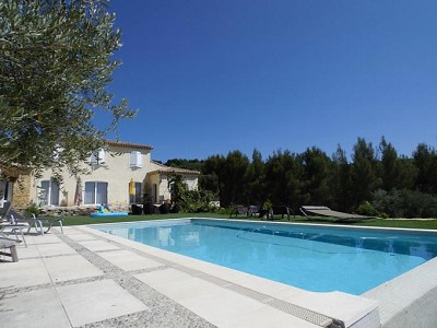 Image 1 | 4 bedroom villa for sale with 0.23 hectares of land, Ceyreste, Bouches-du-Rhone , Provence 173204