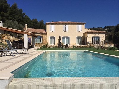Image 2 | 4 bedroom villa for sale with 0.23 hectares of land, Ceyreste, Bouches-du-Rhone , Provence 173204