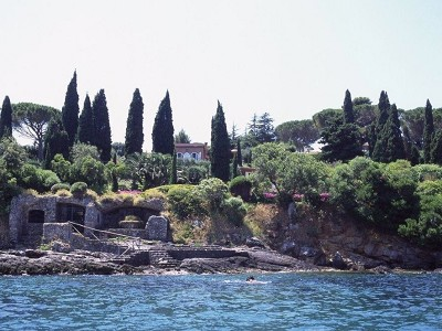Impressive  ten-bedroom villa  of historical importance for sale in Mont Argentario
