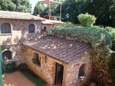 Image 10   7 bedroom villa for sale with 1 hectares of land, La Cannelle, Grosseto, Tuscany 173271