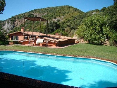 Image 11   7 bedroom villa for sale with 1 hectares of land, La Cannelle, Grosseto, Tuscany 173271