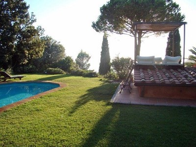 Image 16   7 bedroom villa for sale with 1 hectares of land, La Cannelle, Grosseto, Tuscany 173271